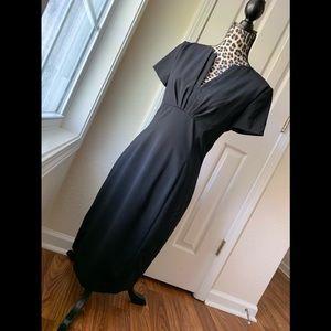 Ellie Tahari Like New Black Sexy Dress Size 8